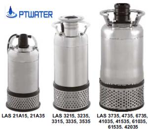 VianPool Bơm nước thải LAS  Qmax:150 m3/h    H: 38m