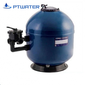 Kripsol - side mount sand filter AK640 16m3/h