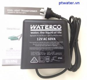 VianPool 12V- 30W -240V transformer