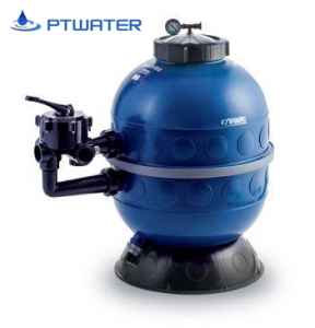 Kripsol - side mount sand filter GL500 9.5m3/h