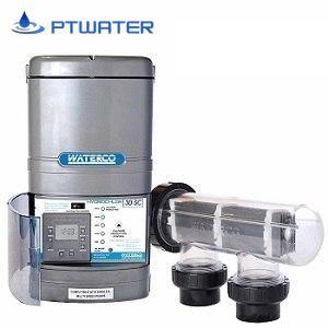 Máy điện phân muối hồ bơi Waterco 2512638 20gr/hr – LCD