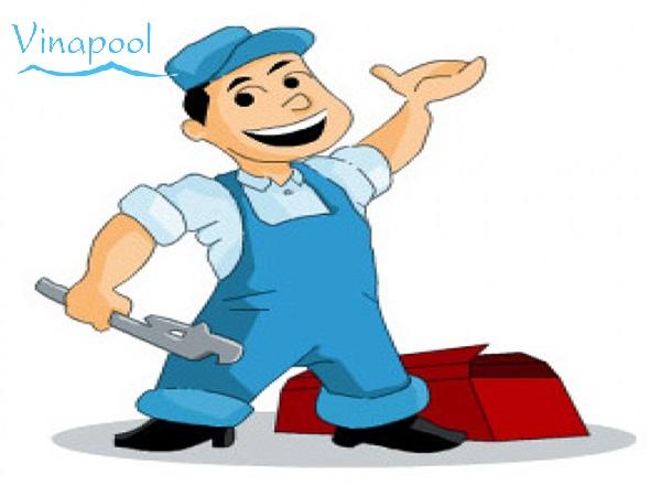VianPool (Tiếng Việt) Dịch vụ sửa chữa thiết bị bể bơi tại Tp. Hồ Chí Minh