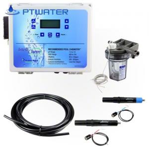 Automatic chemical pump control