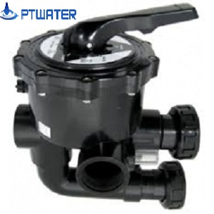 Multi-purpose mechanical valve for VESUBIO filter