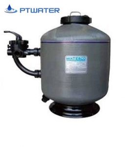Waterco - Side mount sand filter 22082015 SM500 9,42m3/h