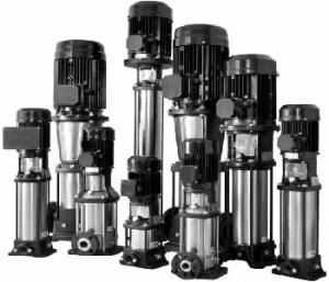Centrifugal pump LCR-90     Qmax:110 m3/h     H:166 m