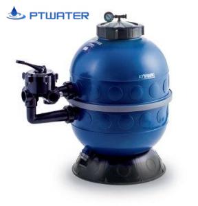 Kripsol - side mount sand filter GL500 9.5m3/h