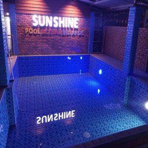VianPool (Tiếng Việt) Cung Cấp lắp đặt Hồ Bơi SunShine Hostel