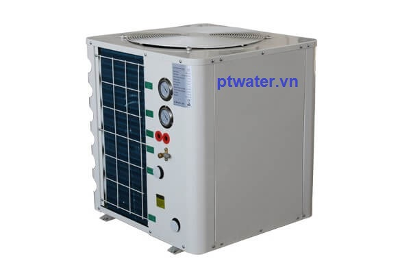 VianPool Supply and installation of Heatpump heat pumps for families