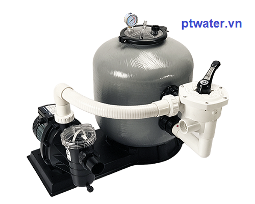 VianPool PT - Combo of the quality swimming pool filter FSB Series